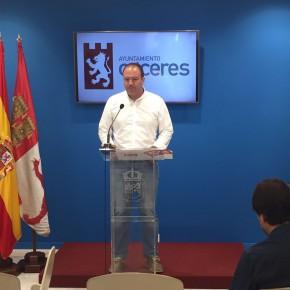 Ciudadanos apoyará el presupuesto municipal al asumir el equipo de Gobierno todas las condiciones planteadas