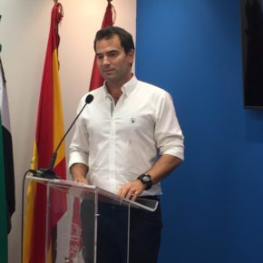 Ciudadanos critica la desidia de la Junta y el Ayuntamiento en el mantenimiento de las instalaciones deportivas