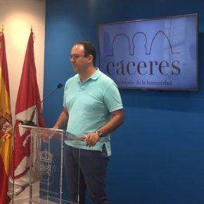 """Ciudadanos Cáceres critica las """"chapuzas"""" del equipo de Gobierno en las licitaciones"""