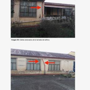 Ciudadanos denuncia el estado de abandono del colegio El Madruelo y demanda una decisión sobre su futuro