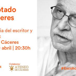 Ciudadanos Cáceres organiza este viernes una charla-debate bajo el título 'Escohotado en Cáceres'