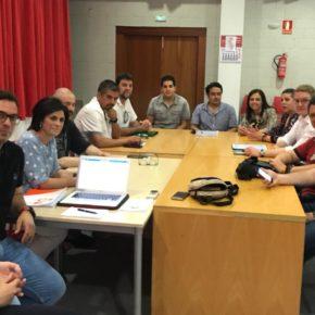 Cs Cáceres se reúne con las asociaciones de vecinos de la zona norte para conocer sus necesidades y buscar soluciones