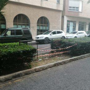 Ciudadanos Cáceres denuncia el estado de abandono de la calle Antonio Silva y alrededores